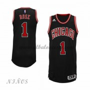Camisetas Baloncesto Niños Chicago Bulls 2015-16 Derrick Rose 1# NBA Alternate
